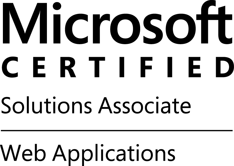 MCSA: Web Applications - Certified 2016