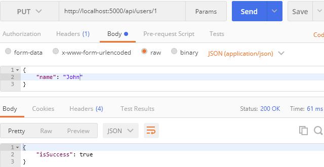 [鐵人賽 Day12] ASP.NET Core 2 系列 - REST-Like API - 修改(Update)