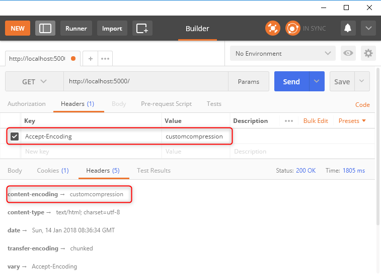 [鐵人賽 Day29] ASP.NET Core 2 系列 - 封包壓縮 (Gzip) - 自訂壓縮執行結果