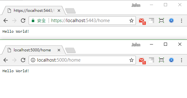 [鐵人賽 Day30] ASP.NET Core 2 系列 - Kestrel Web Server - 範例結果