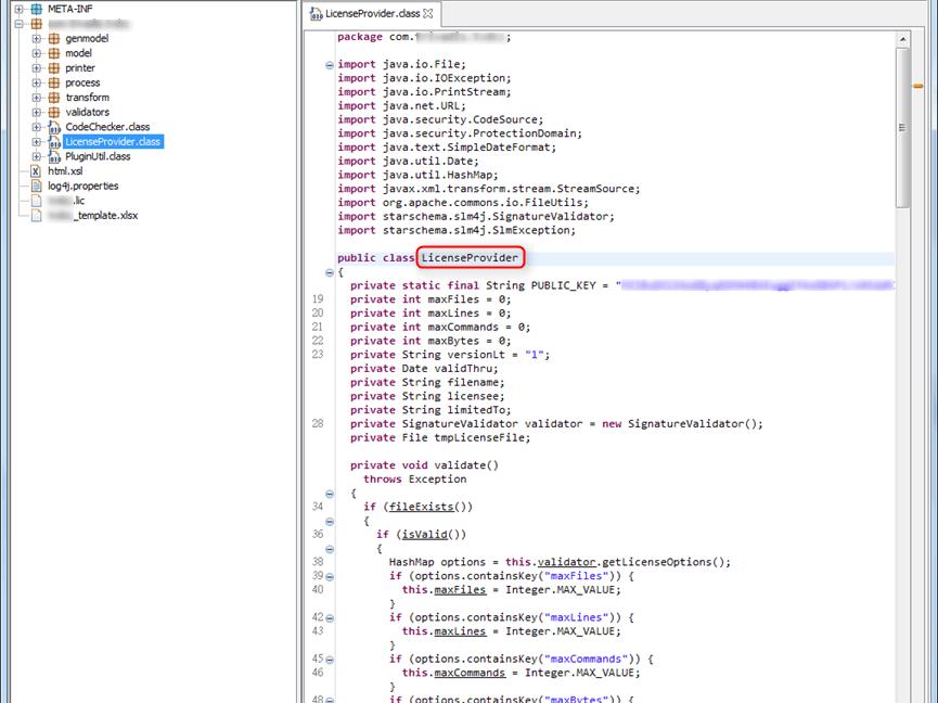Java 逆向工程- 查看原始码