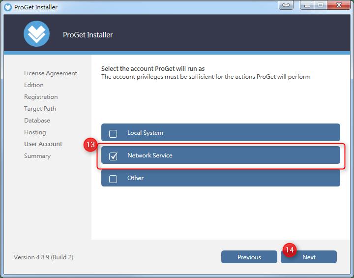 ProGet - 架設內部 NuGet Server